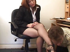 My Lovely Mommies 08 (Mature Mistress and Her Foot Slave)