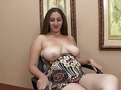 Hot BBW-Milf is a real Cock-Slut