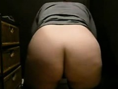 Hidden cam catches my mommy masturbating watching soap opera