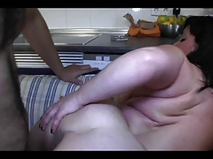 Chubby Spanish Mature With Huge Tits.