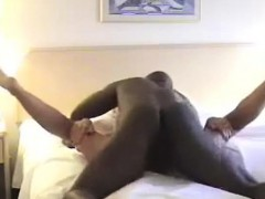 Mature british wife in a cuckold interracial fucked