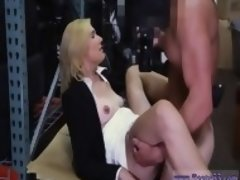 Big tit blonde fucked in store xxx Hot Milf Banged At The PawnSHop