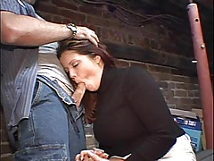 Plumber Fucks Cute Chubby Housewife
