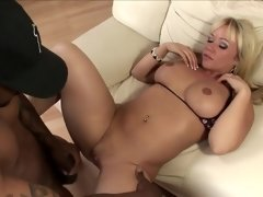 Austin Taylor - Busty Tits Housewife Gets Screwed