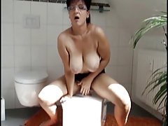 Susiberlin - Hot German Mature with big natural Tits